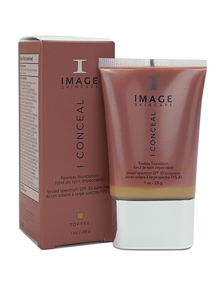 IMAGE Skincare I Conceal – Flawless Foundation – Toffee