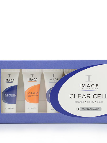 IMAGE Skincare Clear Cell – Travel/Trial kit